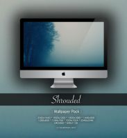 Shrouded - Wallpaper Pack by CayaStrife