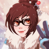 Mei icon [Overwatch] by Muramichan