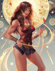 Wonder Womon by jiuge