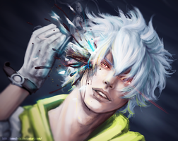 DRAMatical Murder, Clear by Neechole