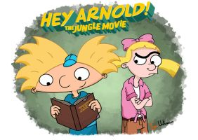 Hey Arnold! The Jungle Movie! by TigerUnknown