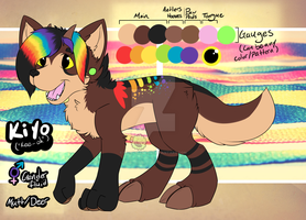 Kiyo Ref by MonsterMeds