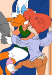 Darkwing Duck - You don't go to bed? by XD-e-R-r-A-C-i-A-zX