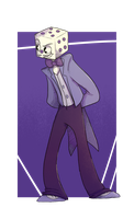 King dice -- AT by SiluHette
