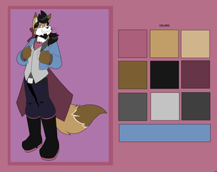 2018 Sebastain Reference Sheet by Supersprite65