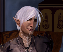 Fenris by Sadict