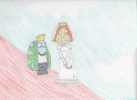 Filburt, Hutchinson's wedding by DisneyPrincessNeeNee