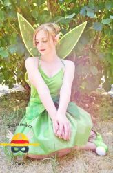 Tinkerbell Cosplay by GlowingSnow