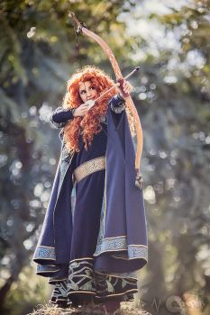 Merida - Brave by DarkainMX