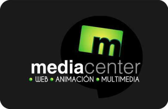 Mediacenter Logotype by mearias