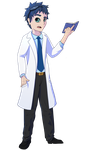 Scientist Minto by Mega-Arts