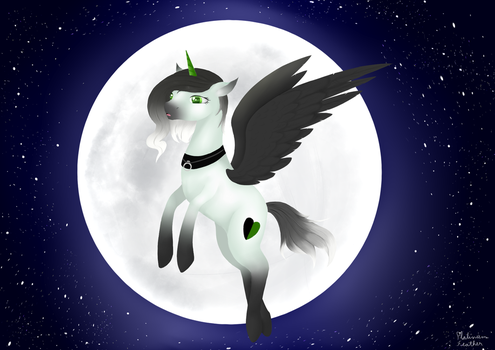 Black Rain (For Ame Kumo) by PlatinumFeather2002