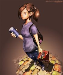 Pizza girl here by bookpoint