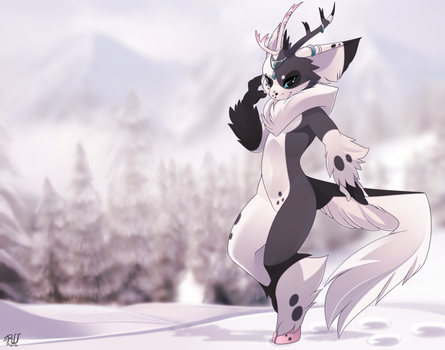 COMMISSION for Kirinhybrid by phation