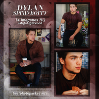 Photopack 5571 - Dylan Sprayberry by southsidepngs