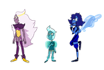 Off color gem adopts (Closed) by popinat