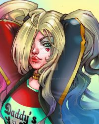 Call Her Harley!!! by bernce