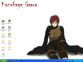 Current Gaara Screenie by BUnique