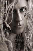 queen of sun bw 2 by photoplace