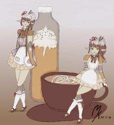 DTA Entry - from the bottle by by-MK