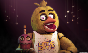 Chica the Chicken by GamesProduction