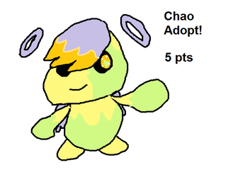 Chao adoptable (Open): 5 pts! by SonicLover1523