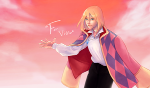 howl by Sonny-Y