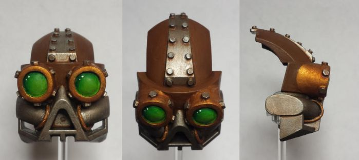 Steampunk Kaukau by ModaltMasks
