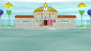 MMD Stages - Hyperbolic Time Chamber (DBZ) by GuilTronPrime