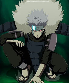Tobirama Senju-Comes to the Battle V2 by MilarS