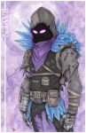 Fortnite Battle Royale Raven Skin by ChrisOzFulton