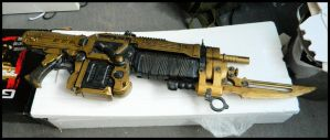 Gears - My Retro Lancer by MJ-Cosplay