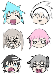 SOUL EATER PLZ :D by TOXiC-ToOtHpAsTe