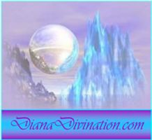 My Diana Divination Logo by infin8yquest