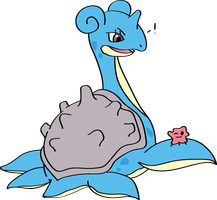 Verity Into Lapras with Sem 2 by TheSuitKeeper89