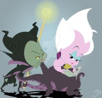 Baby Evil by smallvillereject