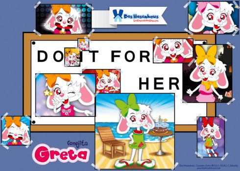 Do It For Her - Tribute to Greta The Bunny by bunnyfriend