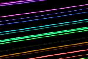 Rainbow Parallels by creativity103
