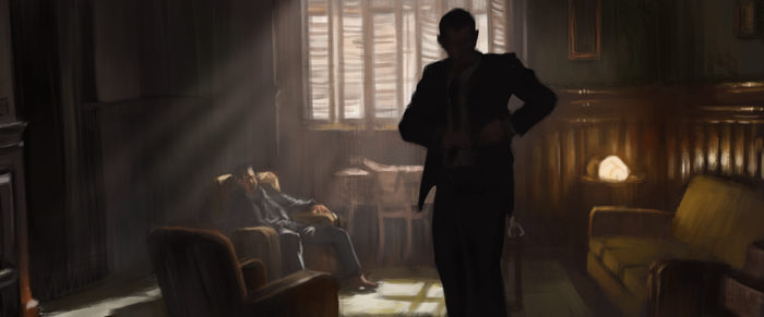 Roger Deakins study by IceRider098