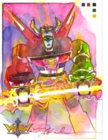 Voltron by markmchaley