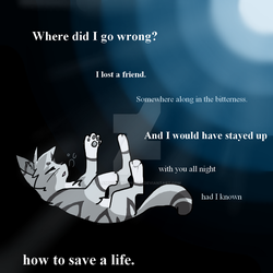 A Life Not Worth Living by FlamingHeadphones