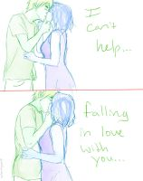 Can't Help Falling by Silverwing100