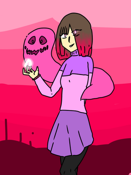 Betty and kumu (Glitchtale) by MaguiMlpPaintPink