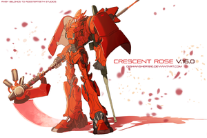 Crescent Rose : V.16.0 by dishwasher1910