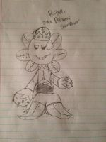 Rocky Rebel Boss: The Royal Junk Princess! by StantheSpider