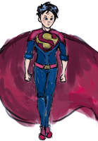 Superson by Sky-Rick