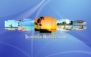 Summer Reflection by yt458