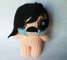I made a crochet Eve! by LoopTeeLoops