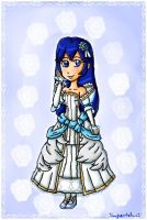Bride Lucina by ninpeachlover