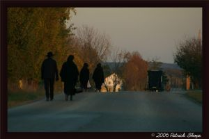 Take a Walk on the Amish Side by pshope